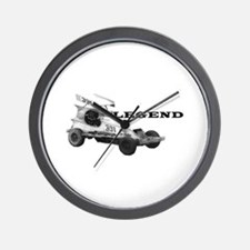 "Stu Smith ""Legend"" Wall Clock"