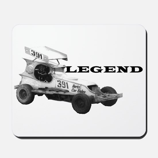 "Stu Smith ""Legend"" Mousepad"