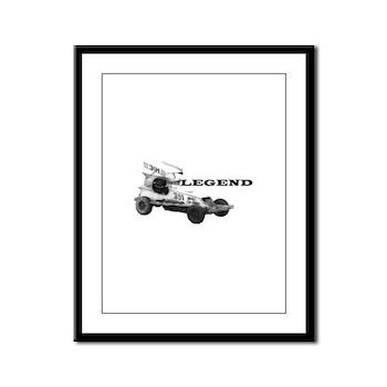 "Stu Smith ""Legend"" Framed Panel Print"