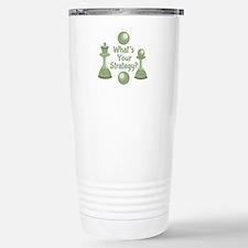 Whats Strategy Travel Mug