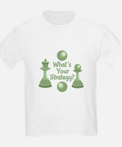 Whats Strategy T-Shirt
