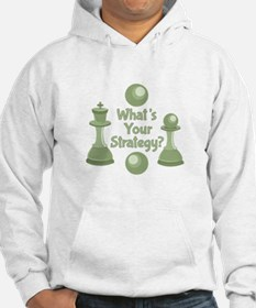 Whats Strategy Hoodie