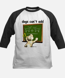 Dogs can't add Tee