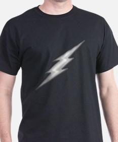 Lightning Bolt Chrome T-Shirt