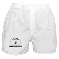 Athol Massachusetts Boxer Shorts