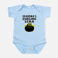 Grandmas Curling Star Body Suit