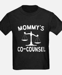 Mommy's Co-Counsel T-Shirt