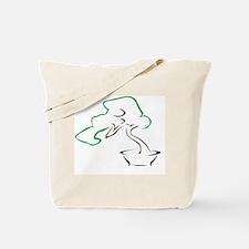 Unique Bonsai Tote Bag
