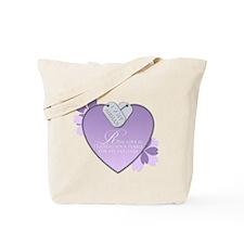 Real Love - Air Force Tote Bag