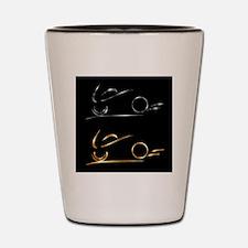Funny Torque Shot Glass