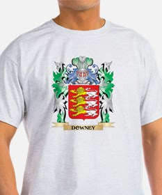 Downey Coat of Arms (Family Crest) T-Shirt