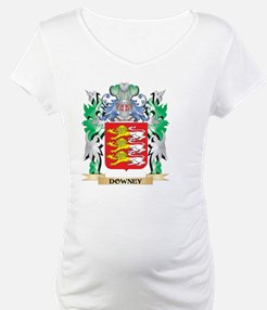 Downey Coat of Arms (Family Cres Shirt