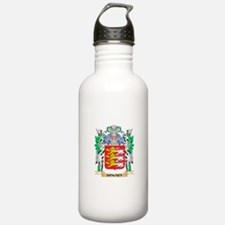 Downey Coat of Arms (F Water Bottle