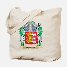 Downey Coat of Arms (Family Crest) Tote Bag