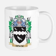 Dowse Coat of Arms (Family Crest) Mugs