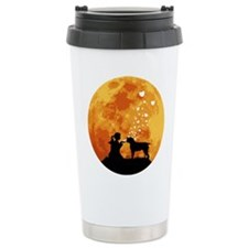 Funny Wirehaired pointing griffon Travel Mug