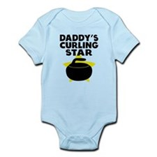Daddys Curling Star Body Suit