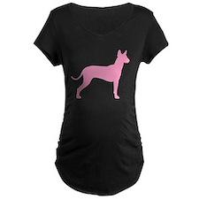 Xolo Dog Pink Profile T-Shirt