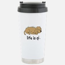 Acupuncture Travel Mug