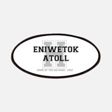 ENIWETOK ATOLL - HOME OF THE BIG BANG Patch