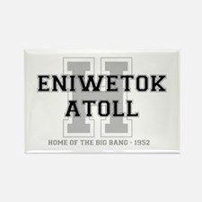 ENIWETOK ATOLL - HOME OF THE BIG BANG Magnets