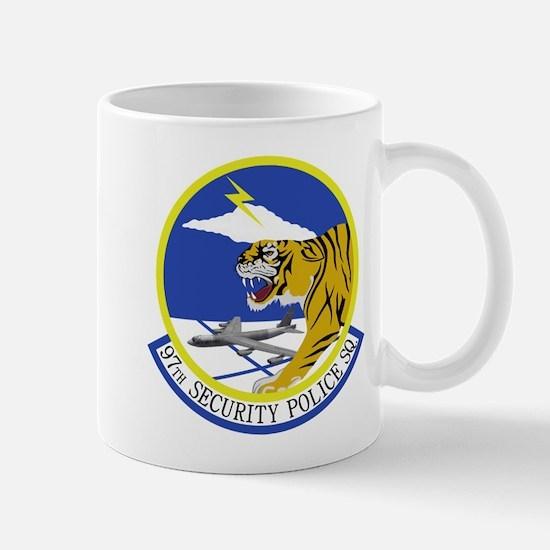 97th Security Police Squadron Mug