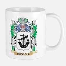 Driscoll Coat of Arms (Family Crest) Mugs