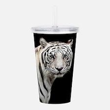 tiger1.jpg Acrylic Double-wall Tumbler