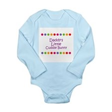 Unique Daddy daughter Long Sleeve Infant Bodysuit