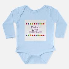 Unique Cuddles Long Sleeve Infant Bodysuit