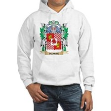 Duarte Coat of Arms (Family Cres Hoodie
