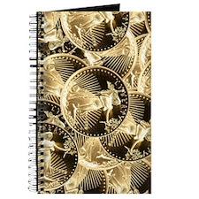 $25 Gold Liberty Journal
