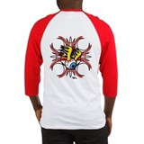 Hot rod Baseball Tee