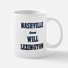 NASHVILLE LOVES... Mugs