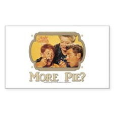 More Pie? Decal