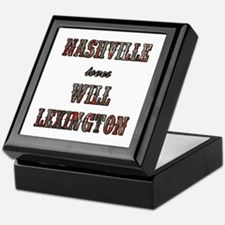 NASHVILLE LOVES... Keepsake Box