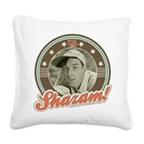Gomer pyle Square Canvas Pillows