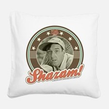 Shazam! Square Canvas Pillow