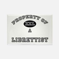 Property of a Librettist Rectangle Magnet