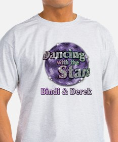 Dwts Bindi And Derek T-Shirt