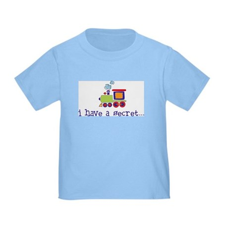 big brother again train Toddler T-Shirt