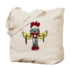 kachina Tote Bag