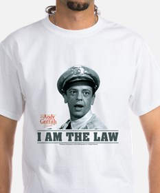 I Am The Law Shirt