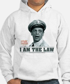 I Am The Law Hoodie