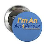 """AceReader 2.25"""" Button"""