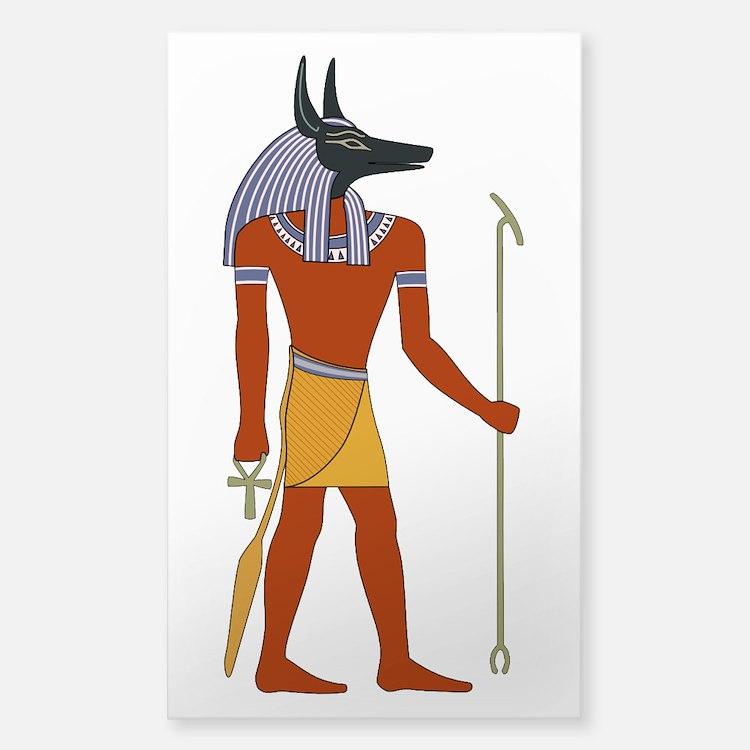 Anubis Decal