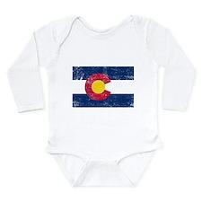 Cute Identity Long Sleeve Infant Bodysuit