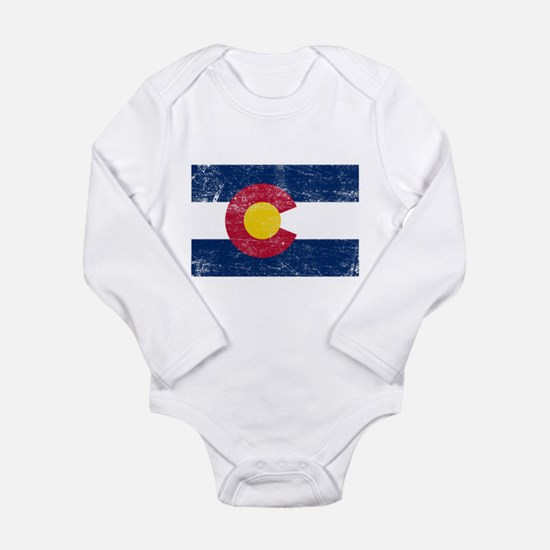 Funny Colorado Onesie Romper Suit