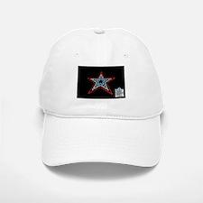 Star with Plaque Baseball Baseball Baseball Cap