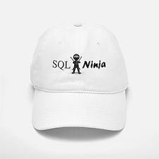 SQL Ninja Baseball Baseball Baseball Cap